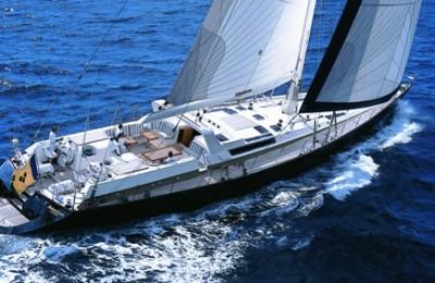 Sailing Yacht Amadeus