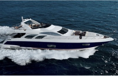 Azimut 98 Evolution 2a
