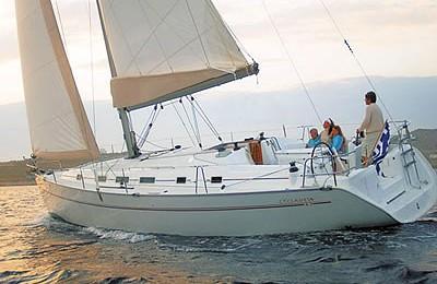 Beneteau Cyclades 43.3 1
