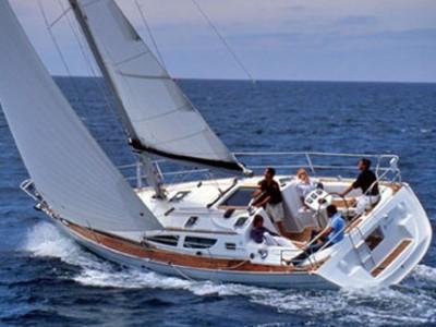 Jeanneau Sun Odyssey 35 10