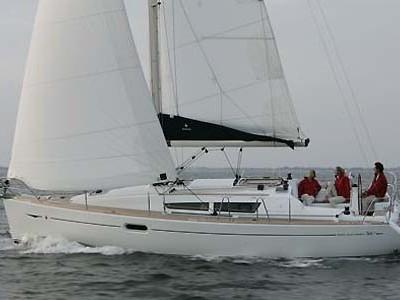 Jeanneau Sun Odyssey 36i 2