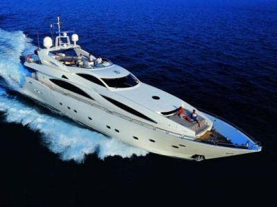 Sunseeker Yacht 105 12