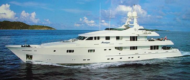 Yacht MOSAIQUE – Image by Dubois Yachts-680