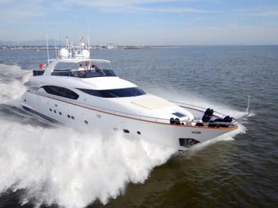 Luxury yacht Maiora 27 CUDU 1