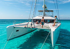 Catamaran Charter Greece