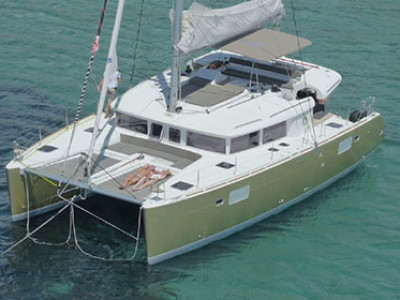 Luxury Catamaran Charter Croatia Lagoon 450 (22)