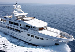 Luxury Mega Yachts Greece