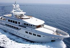 Luxury Mega Yachts Greece