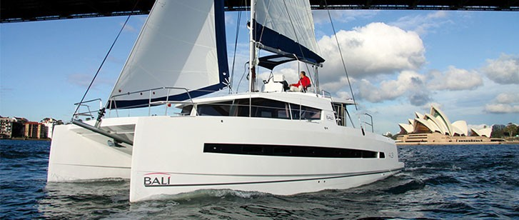 Bali 4 3 Catamaran Charter Croatia Bareboat Skippered By Globe Yacht Charter Main Image