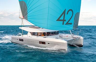 Lagoon 42 Catamaran Charter Croatia Featured image