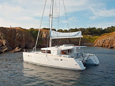 Lagoon 450 F Catamaran Charter Croatia Featured Image