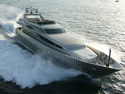Lumar Luxury Crewed Yacht Charter Greece By Globe Yacht Charter Featured Image
