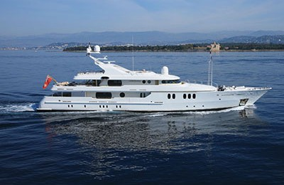 Marla Luxury Yacht Charter Greece By Globe Yacht Charter Featured Image