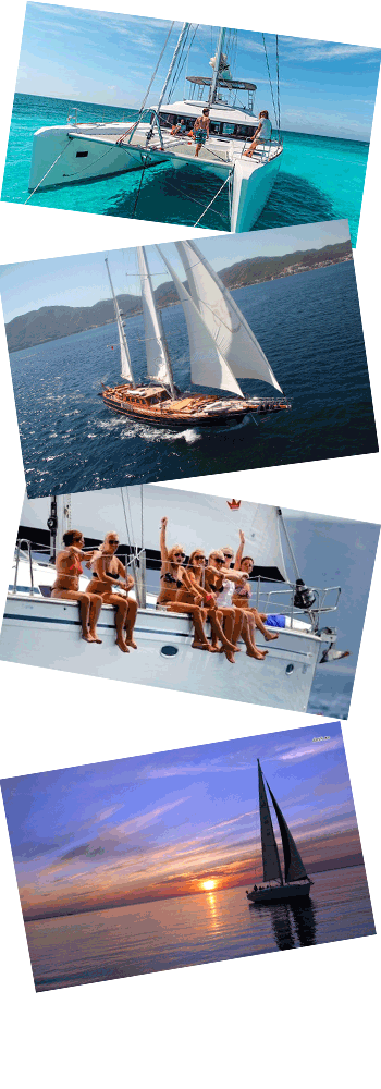Globe Yacht Charter Inquiry Options
