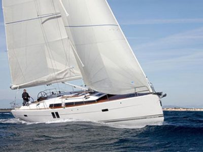 Hanse 495 Andrey Sailing Yacht Charter Croatia Featured Image
