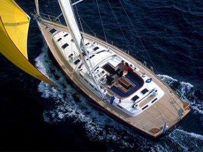 Beneteau 57 Dora Sailing Yacht Featured Image