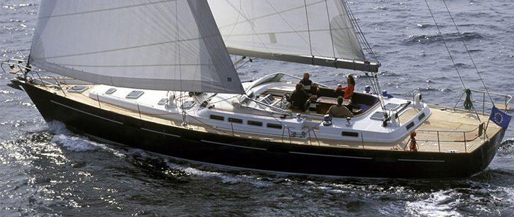 Beneteau 57 Dora Sailing Yacht Main Image