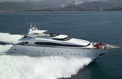 Marnaya Luxury Yacht Charter Greece Mediterranean Featured Image