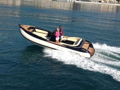 Scanner 710 Envy Luxury Boat Taxi Transfer Hvar Split Dubrovnik By Croatia Concierge Featured