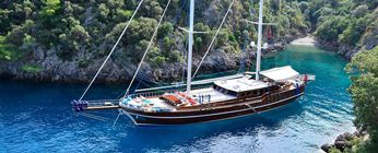 Crewed Gulet Charter Holidays Croatia