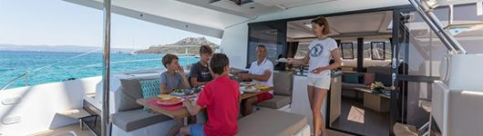 All Inclusive Crewed Yacht Charter Croatia