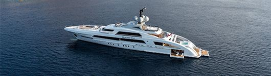Luxury Superyachts Charter Croatia Hire Megayachts