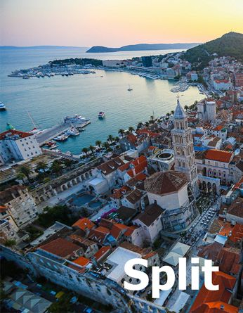 Split Yacht Charter Sailing Destination