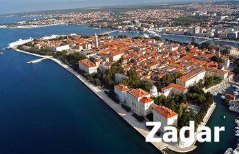 Zadar Yacht Charter