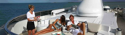 Crewed Yacht Charter Greece By GYC