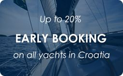 Early Booking Discount Croatia Globe Yacht Charter