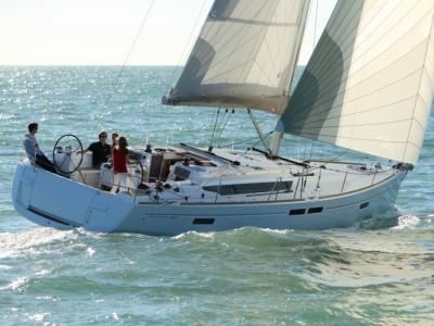 Jeanneau Sun Odyssey 469 11