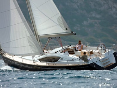 Jeanneau Sun Odyssey 50 1