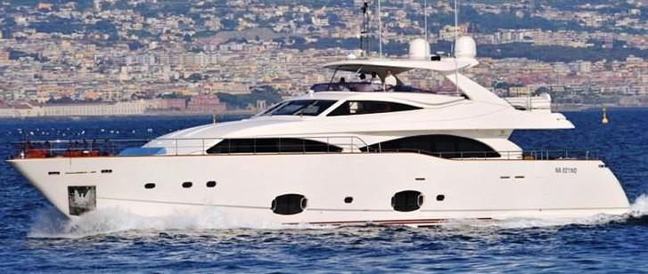 Motor Yacht Anne Marie-(1a)