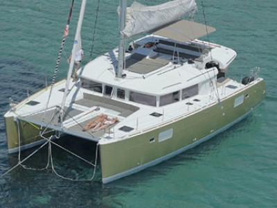Luxury Catamaran Charter Croatia Lagoon 450 (22)