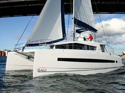 Bali 4 3 Catamaran Charter Croatia Bareboat Skippered By Globe Yacht Charter Featured Image