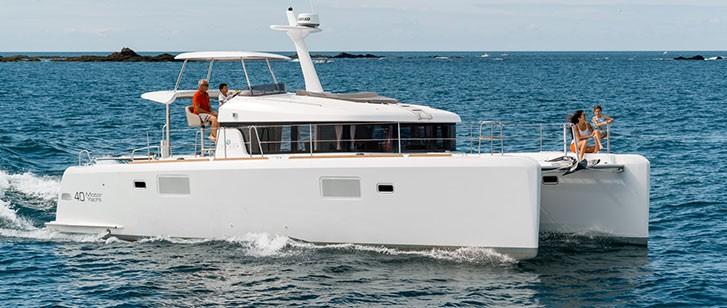 Lagoon 40 MY Power Catamaran Charter Croatia (13)