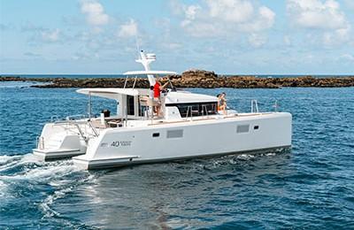 Lagoon 40 MY Power Catamaran Charter Croatia (14)