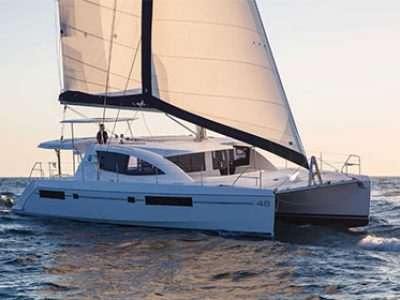 Leopard 48 Sailing Catamaran Charter Croatia Featured Image