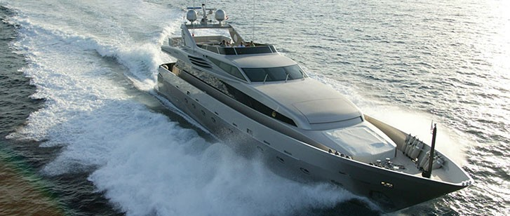 Lumar Luxury Crewed Yacht Charter Greece By Globe Yacht Charter Main Image