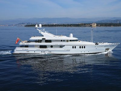 Marla Luxury Yacht Charter Greece By Globe Yacht Charter Featured Image