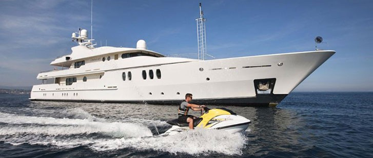 Marla Luxury Yacht Charter Greece By Globe Yacht Charter Main Image
