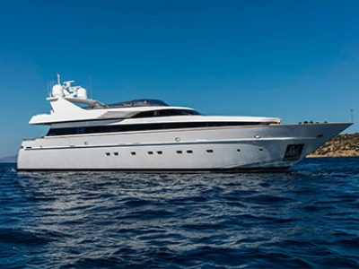 My Elisa Luxury Yacht Hire Greece By Globe Yacht Charter Featured Image