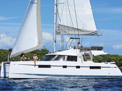 Nautitech Fly 46 Catamaran Charter Greece Rent (6)