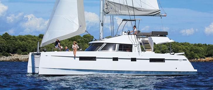 Nautitech Fly 46 Catamaran Charter Greece Rent (7)