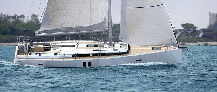 Hanse 495 Andrey Sailing Yacht Charter Croatia Main Image